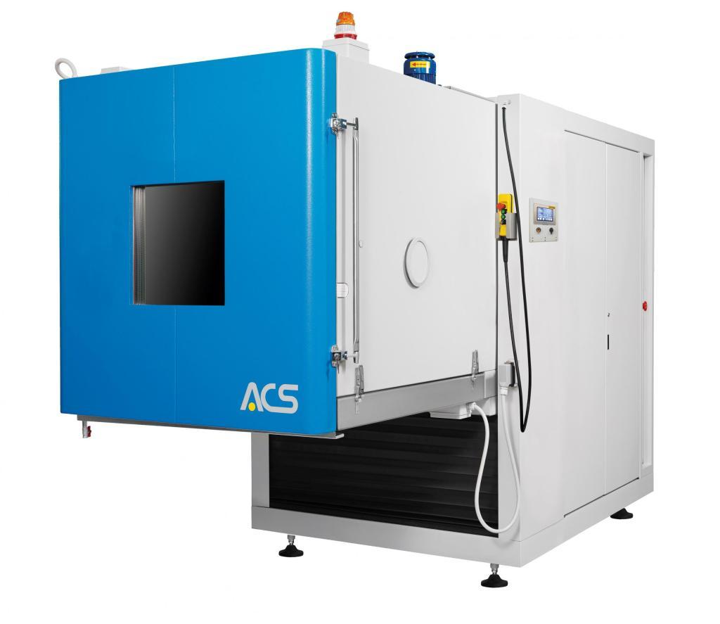 ACS tärinätestaus