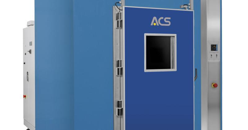 ACS walk-in sääkaappi