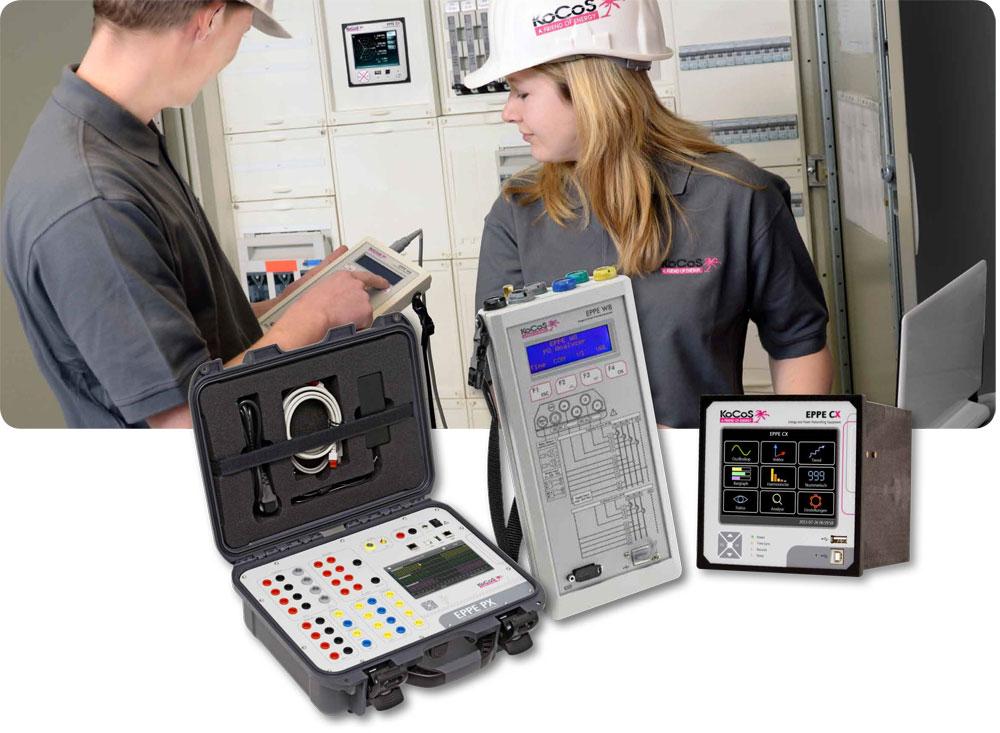 KoCos EPPE sähkönlaadun analysaattori
