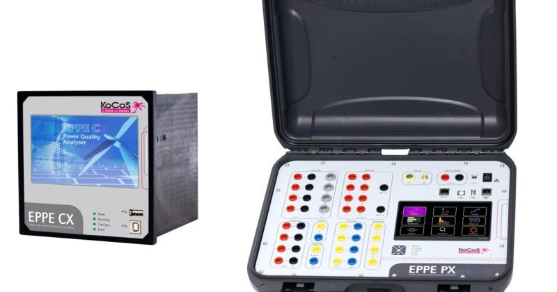 KoCos sähkönlaadun analysaattori